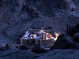 Ночной монастырь св Екатерины